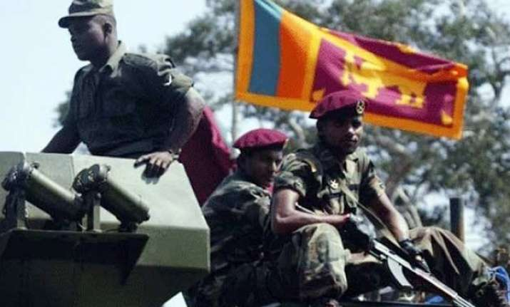 sri lankan troops committed war crimes probe panel