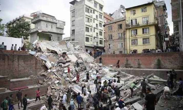 nepal quake toll may go up to 15 000 two miraculously