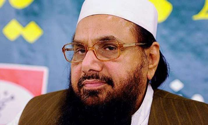 hafiz saaed s security enhanced in pakistan after threat