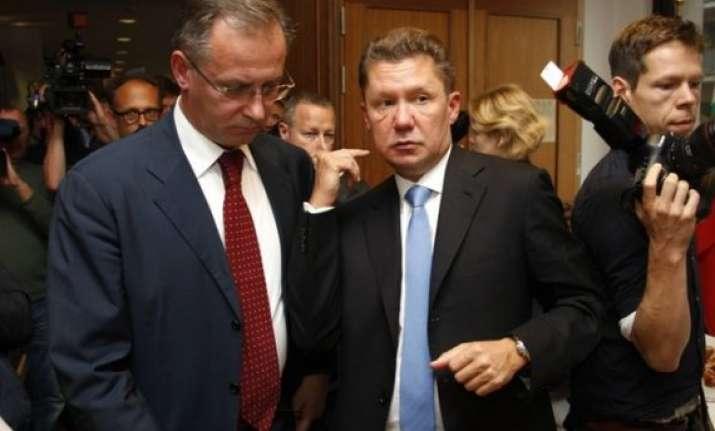 eu russia ukraine to hold meeting on gas dispute