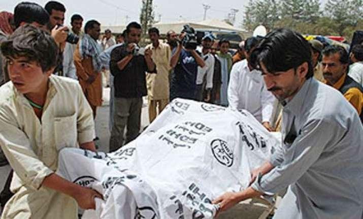 16 punjabis shot dead in balochistan