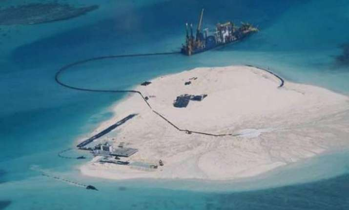 philippines warns asean over china reef reclamation