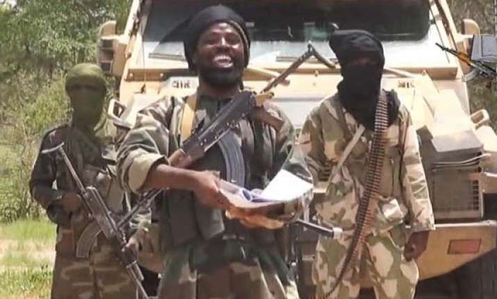 deal with boko haram on ceasefire release of abducted girls
