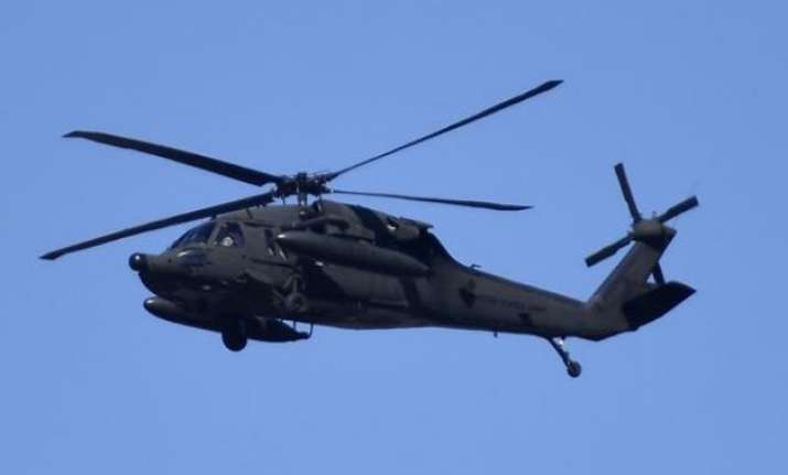 wreckage of missing us chopper found in nepal toll reaches