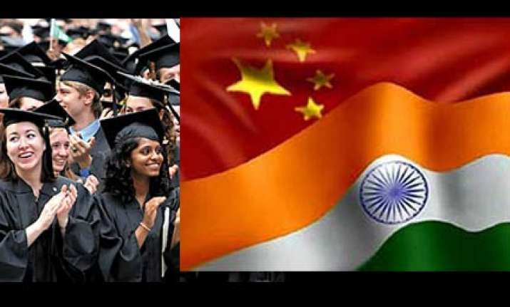 india china may recognise each other s university degrees
