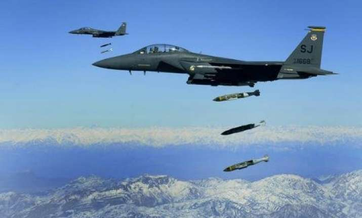 us led airstrikes in kobani wiped out hundreds of islamic