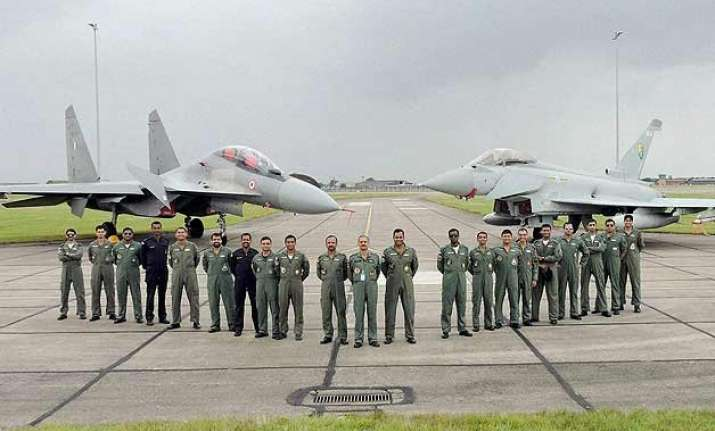 when iaf s sukhoi emerged victorious against raf styphoon
