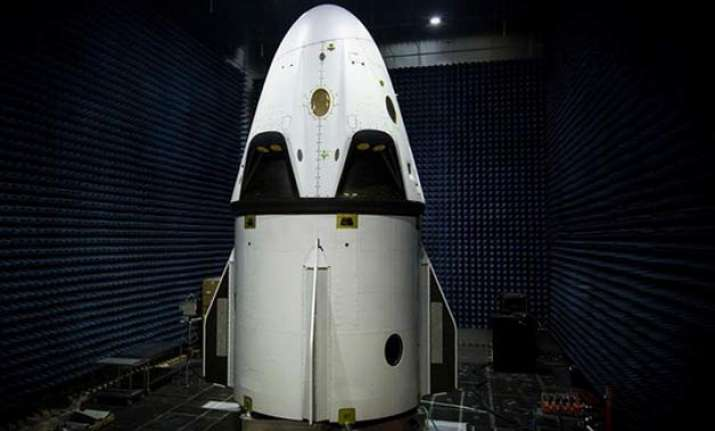 spacex to test life saving crew capsule for nasa