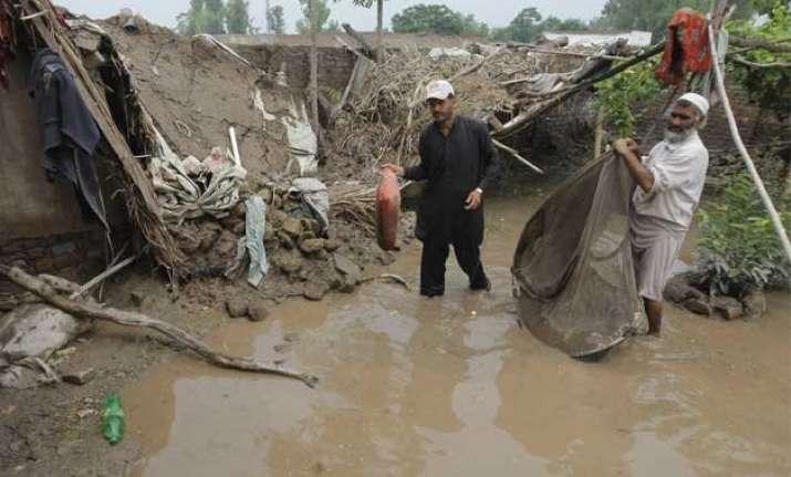 pakistan floods kill 116 affect over 7.5 lakh