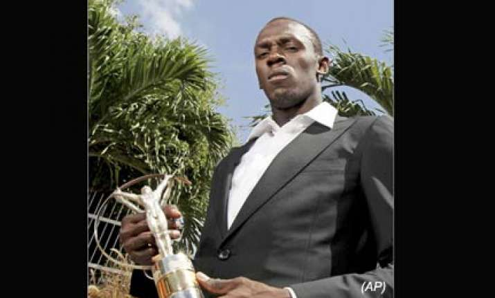 lighting bolt named laureus world sportsman of the year