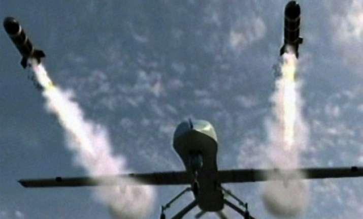 us drone strike kills five in pakistan
