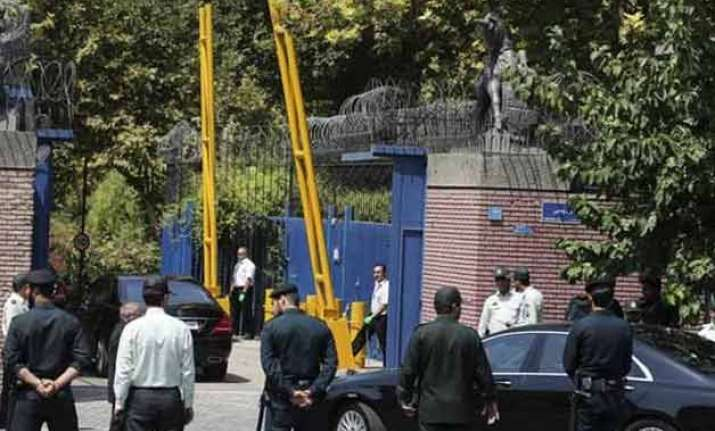british foreign secretary reopens embassy in tehran after 4