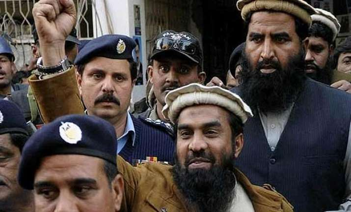 us shares credible information with pak on lakhvi s