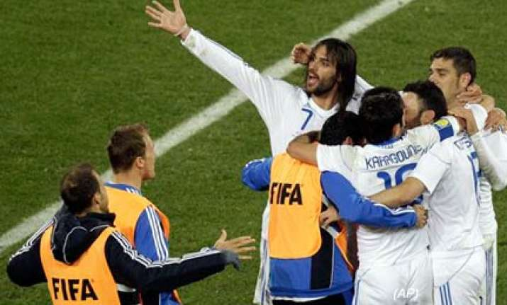 greece record historic world cup victory
