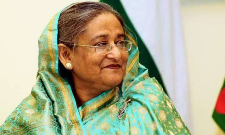 bangladesh pm hasina narrowly escapes bomb blast