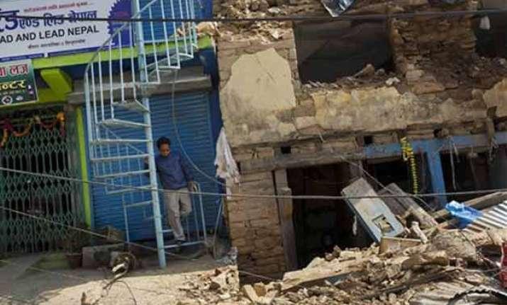 nepal earthquake kills 103 including 24 in india