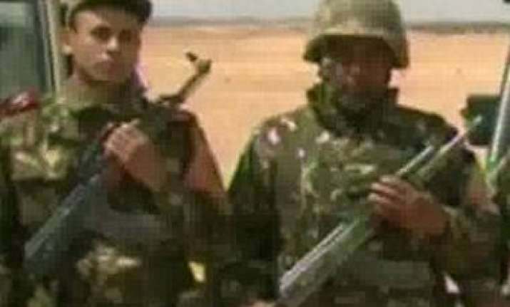 algerian troops kill foreign criminals near border with