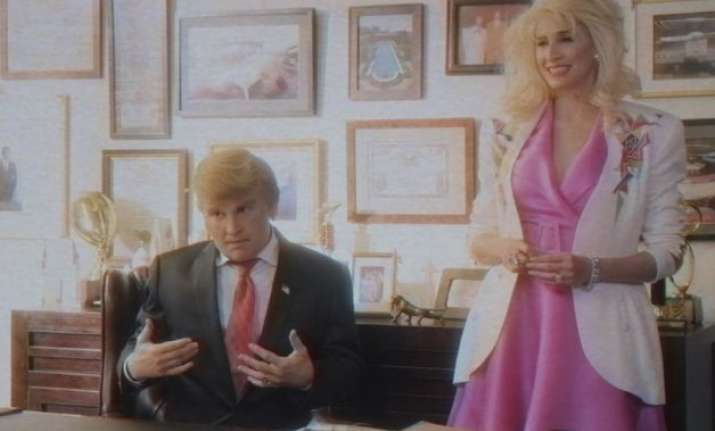 johnny depp plays donald trump in new funny or die film