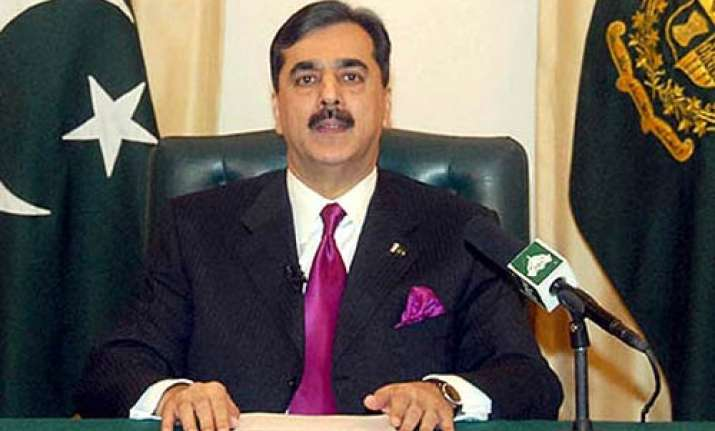 appreciate pakistan s anti terror efforts gilani to india