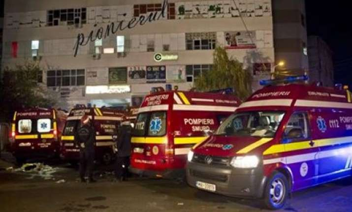 explosion at romanian nightclub kills 27