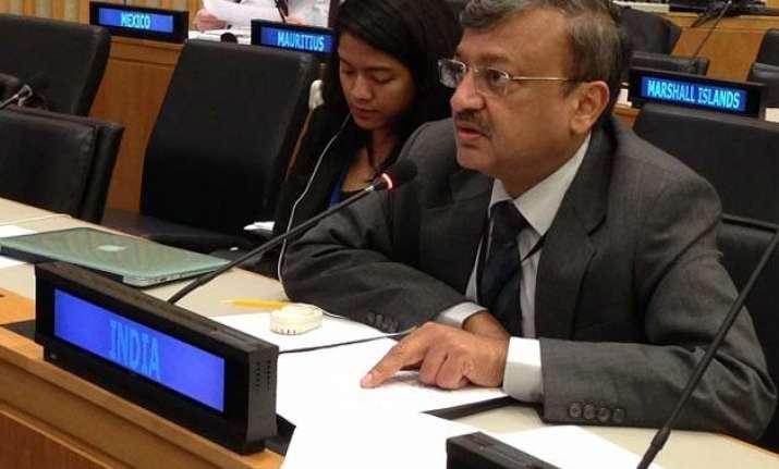 terrorism threatens to engulf world india to un