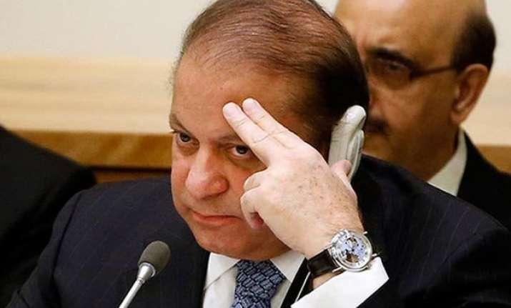 pak pm nawaz sharif shortens his us visit amid fears of