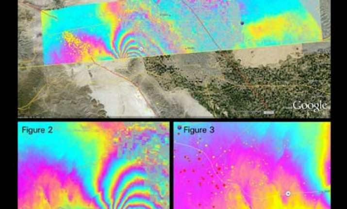 earthquake shifted earth s crust by 31 inches