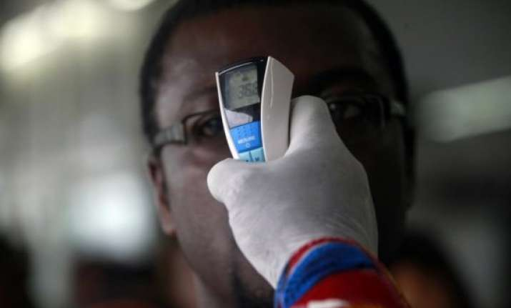 britain to conduct ebola screening among travelers