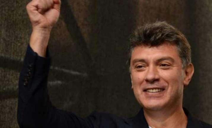 boris nemtsov russian opposition leader shot dead in moscow