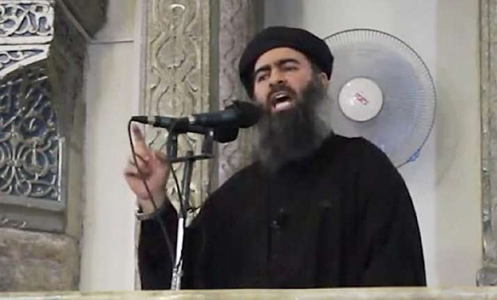 is leader abu bakr al baghdadi seriously wounded in air