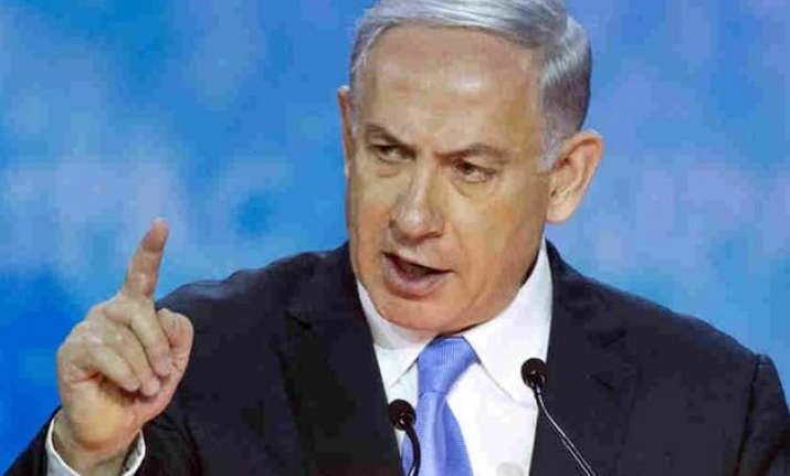 israel pm benjamin netanyahu expresses deep concern on
