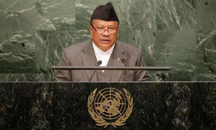 nepal turns to un over obstruction of trade point with india