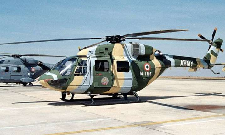ecuador cuts dhruv helicopter contract with hal after 4
