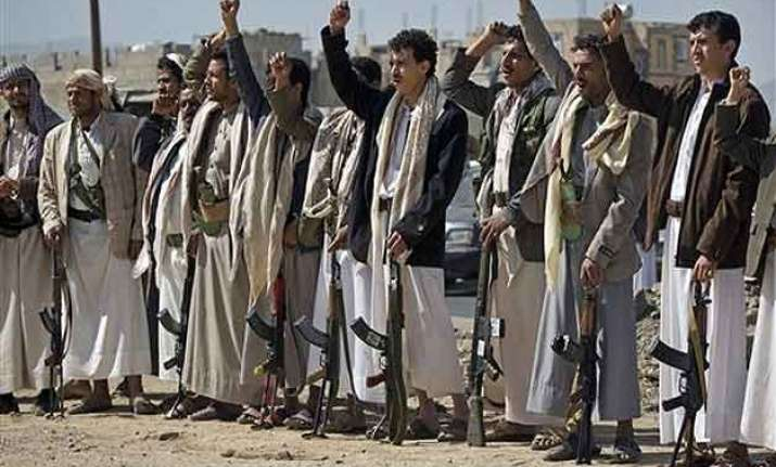 shiite rebels yemen s president reach deal to end standoff