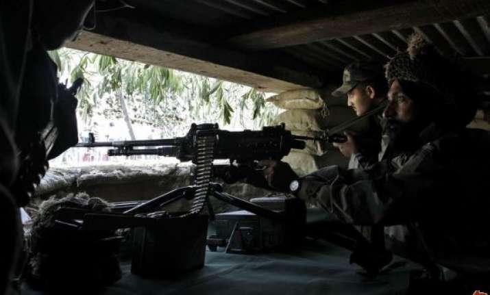pakistan won t let india build bunkers