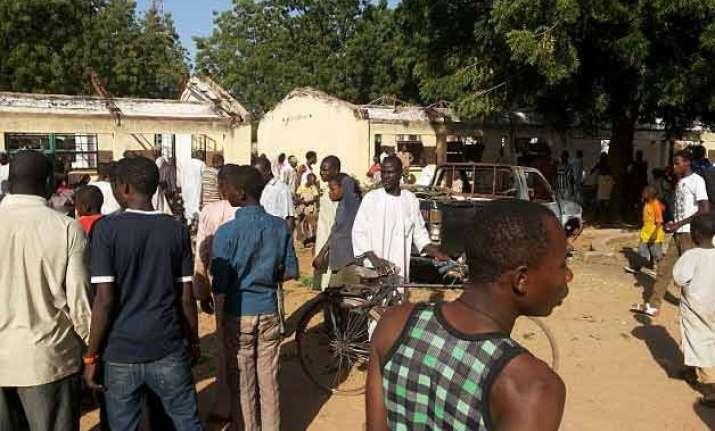 48 killed in nigeria market blast