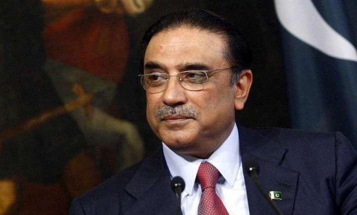 asif ali zardari describes kashmir as jugular vein of