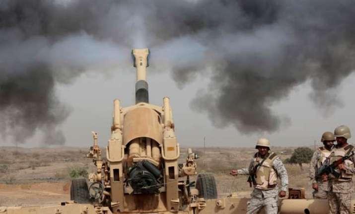 airstrikes hit yemen after saudi arabia declared an end to