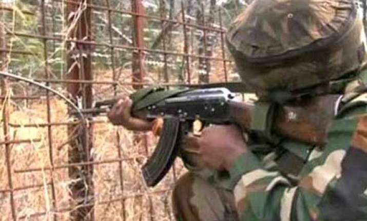 pakistan protests indian firing says four killed