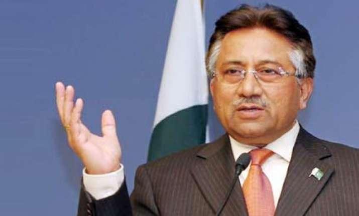 musharraf speak us not sensitive to pak s sentiments