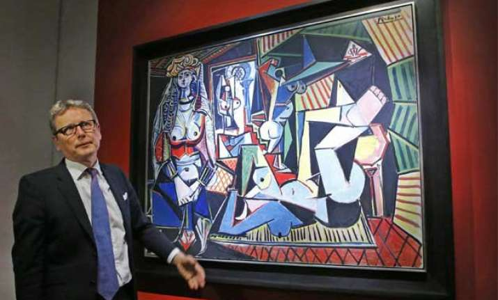 picasso painting becomes world s costliest sold for rs 1150