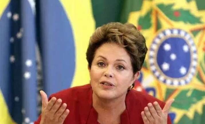dilma rousseff says zika won t jeopardise olympic games