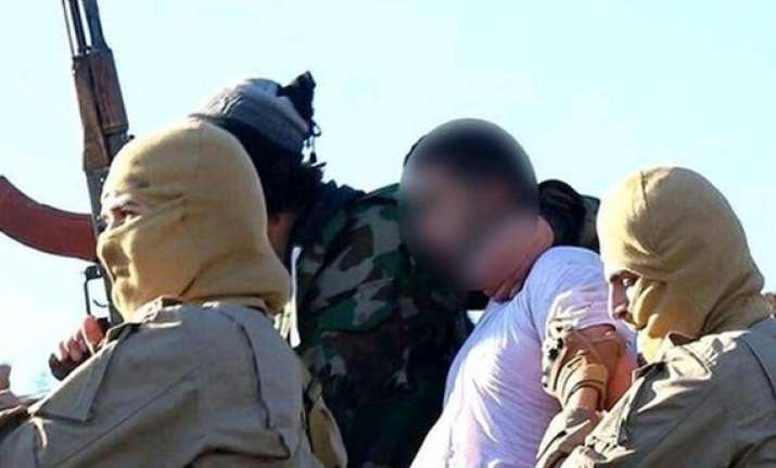 islamic state jihadis shoot down coalition warplane in