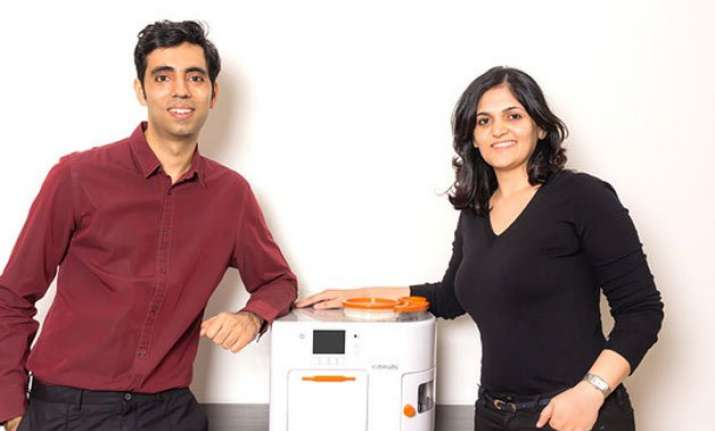indian origin couple to take chapatti across the world get