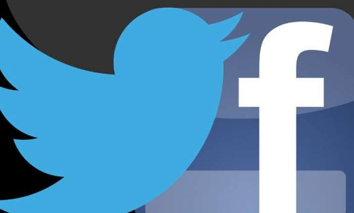 have facebook twitter reached saturation
