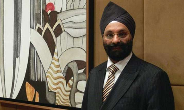 indian origin businessman elected head of global firm