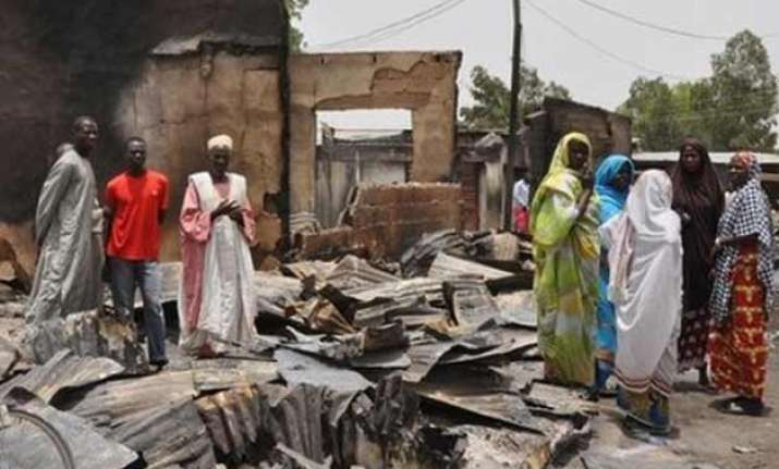 16 niger villagers killed in boko haram attack official