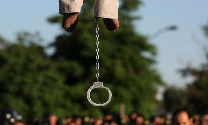 dozens of juvenile offenders face death in iran amnesty