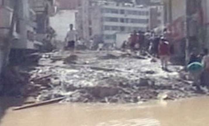 death toll in china landslide rises to 1 117
