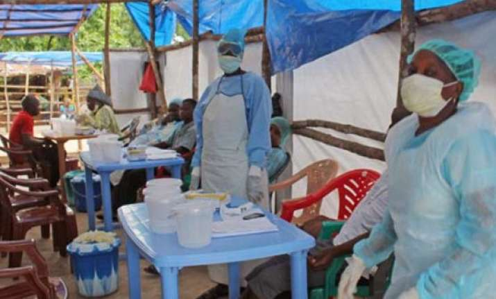 who 10 000 new ebola cases per week could be seen